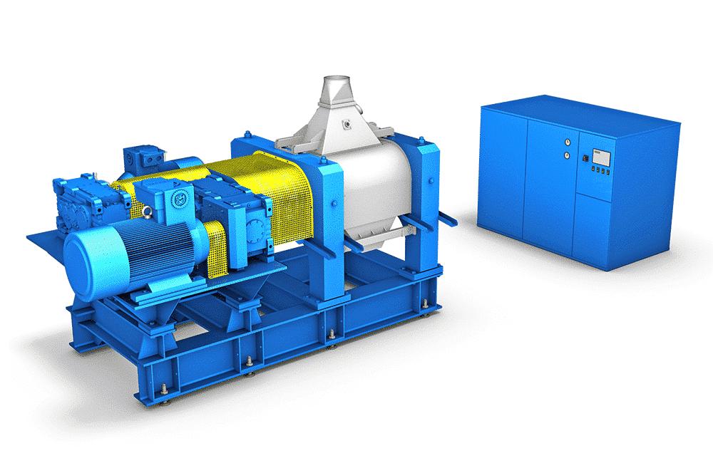 3D image of Cracker Mill