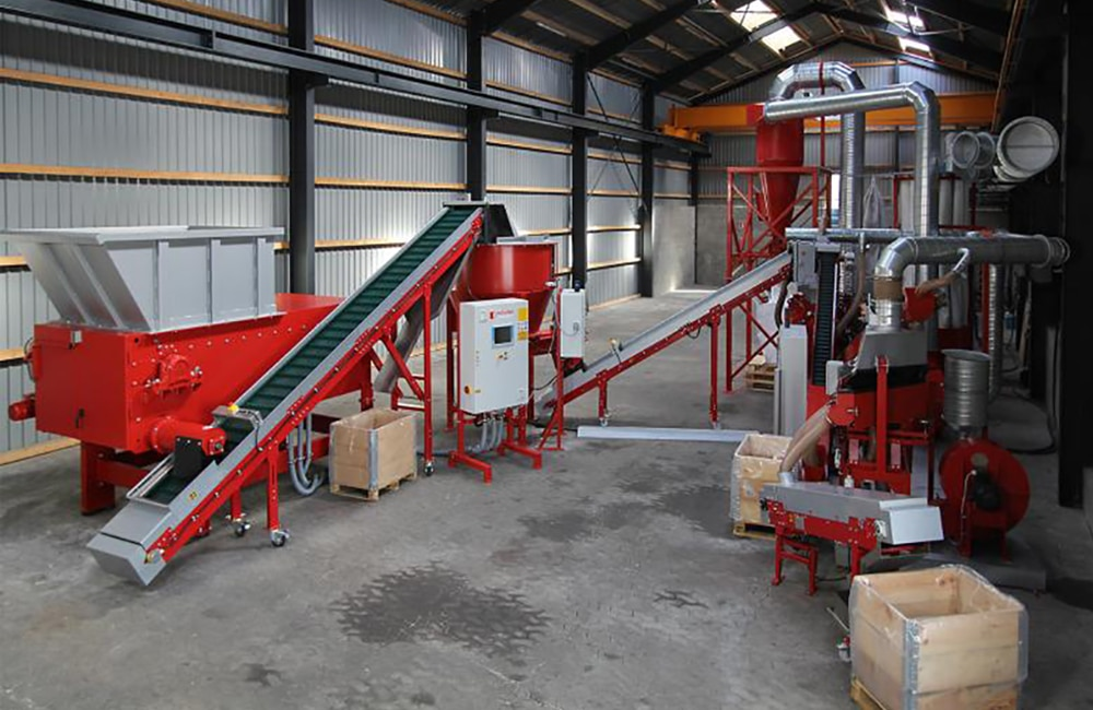 Redoma Powerkat cableplant