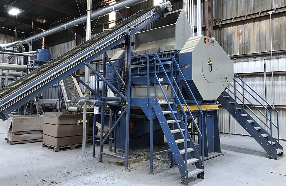 Eldan Dry Cable Plant MPR