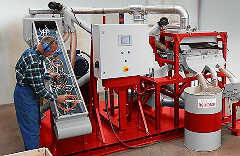 Redoma Thunderhawk cableplant