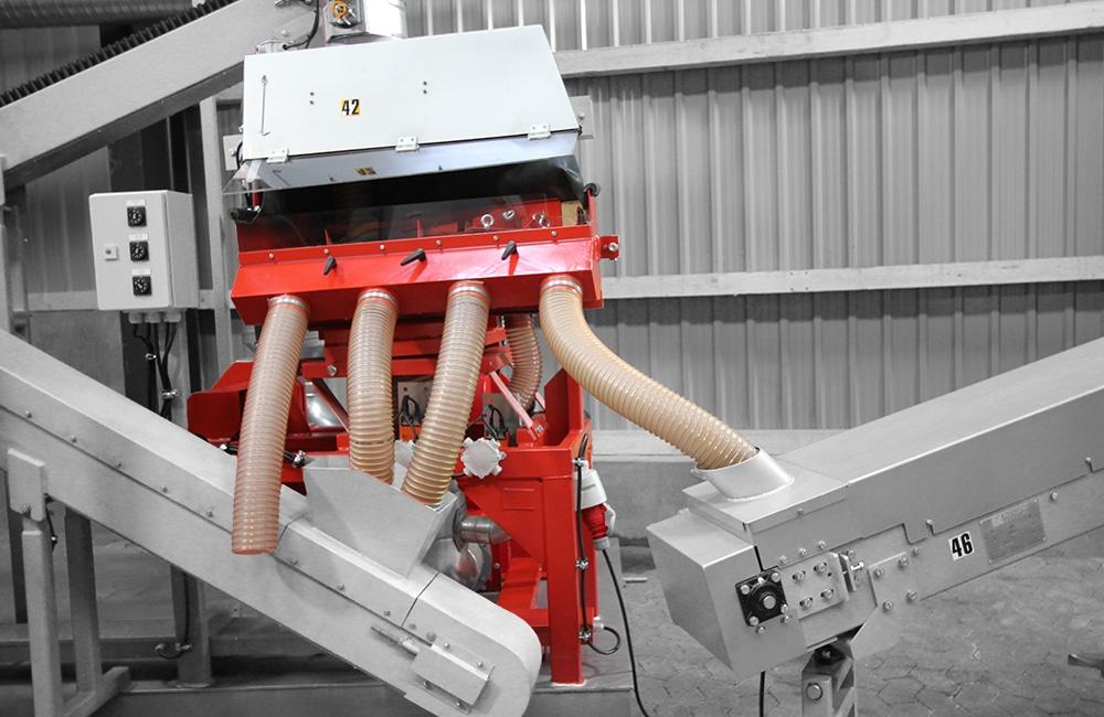 Separator SE40 - Redoma