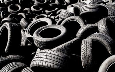 Saving 26 million tyres from landfill